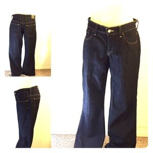 Lucky easy rider jeans size 6/28 ladies boot cut